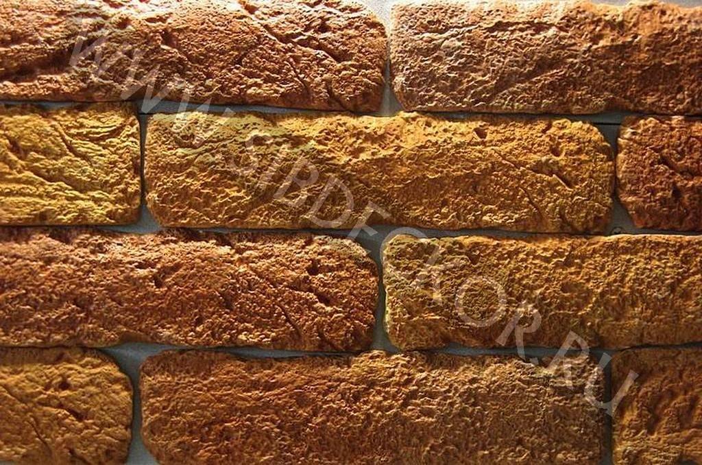 Форма для камня кирпич Старый