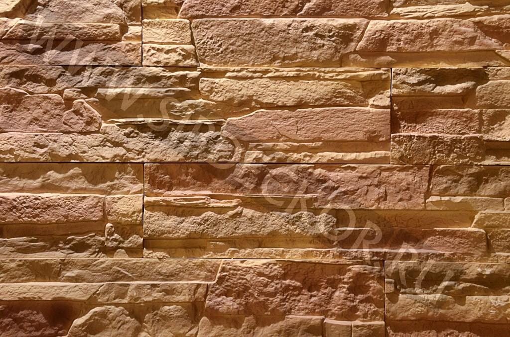 Форма для камня сланец Наборный