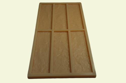 Форма для камня кирпич Классический