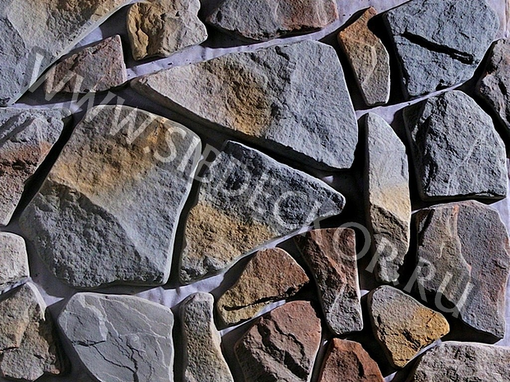 Форма для камня Бут