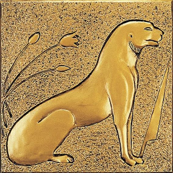 Форма для камня Пантера