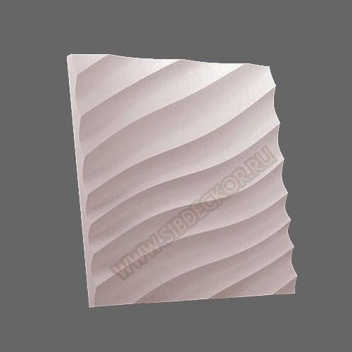 Форма для 3D панели Диагональ