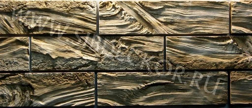 Форма для камня Кедровый скол