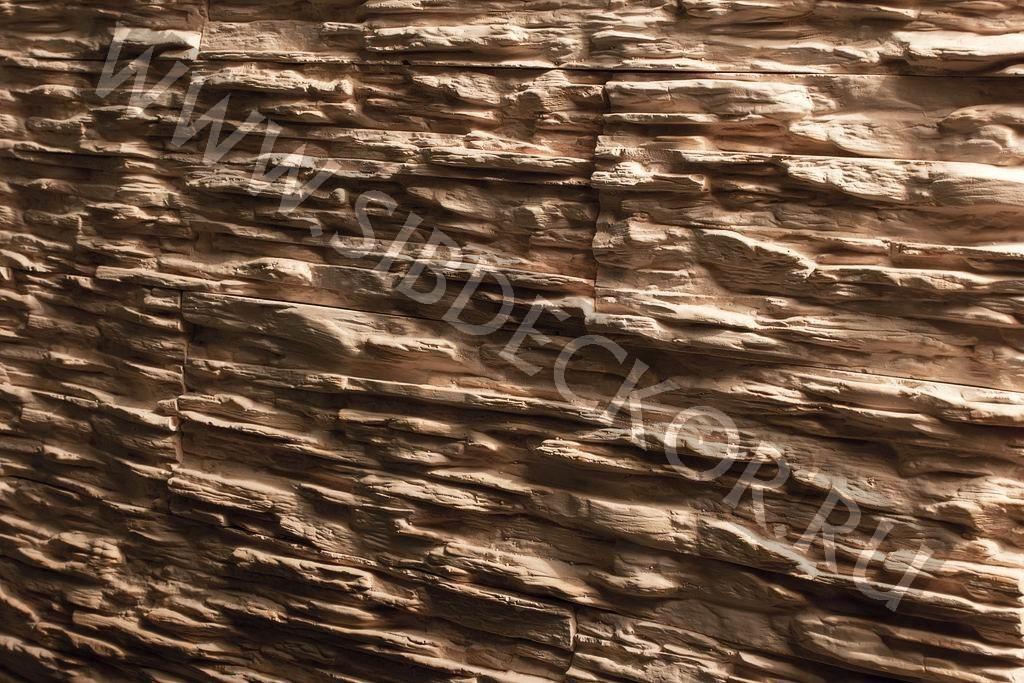 Форма для камня сланец Обычный
