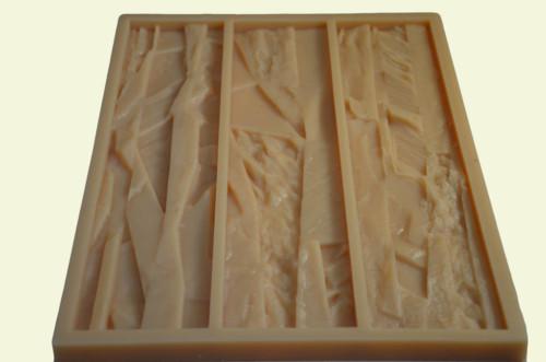 Форма для камня сланец Пластинчатый