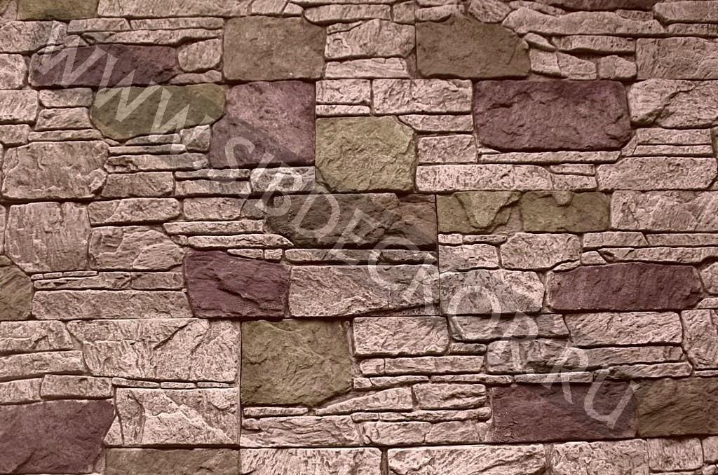 Форма для камня сланец Фирейский