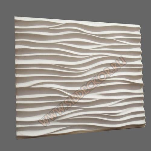 Форма для 3D панели Волна-3